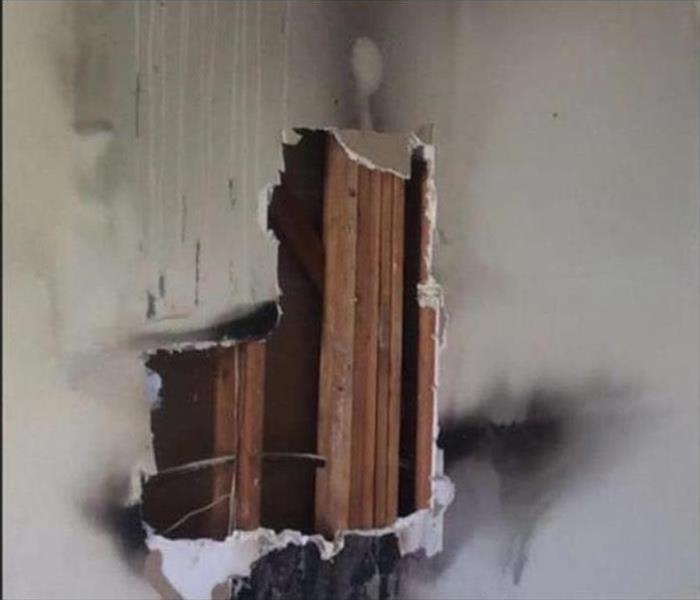 Fire Damage – Bellmore Home