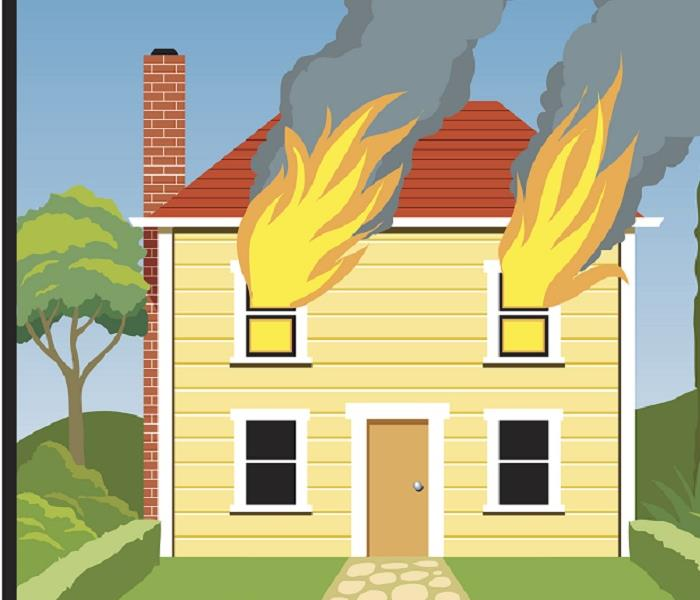 Fire Damage Three Reasons Why You Need Professionals to Restore Your Fire Damaged Seaford Home